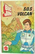 Big Jim - Story book - SOS Volcan