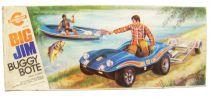 Big Jim Adventure series - Buggy & Fishing Boat set (ref.8890) Congost