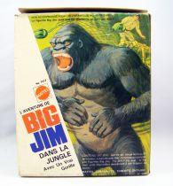 Big Jim Adventure series - Jungle Adventure with Gorilla (ref.7317) Mint in Mattel Canada box