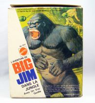 Big Jim Adventure series - Jungle Adventure with Gorilla (ref.7317) Mint in Mattel Canada box