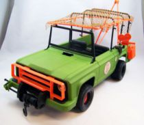 Big Jim Adventure series - Jungle Truck (ref.7319) loose with box