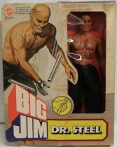 Big Jim Adventure series - Loose with box Dr. Steel (ref.9935)