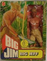 Big Jim Adventure series - Mint in box Big Jeff (ref.9934)