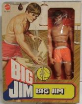 Big Jim Adventure series - Mint in box Big Jim (ref.9932)