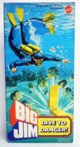 Big Jim Adventure series - Mint in box Dive to Danger (ref.9915)