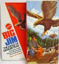 Big Jim Adventure series - Mint in box The Eagle of Danger Peak (ref.7366)