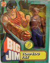 Big Jim Adventure series - Mint in box Torpedo Fist (ref.9940)