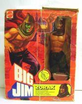 Big Jim Adventure series - Mint in box Zorak (ref.9939)