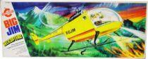 Big Jim Adventure series - Mint in Congost box Rescue Copter (ref.9901)