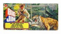 Big Jim Adventure series - On the tiger trail (ref.9918)