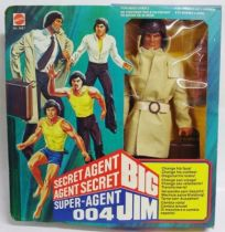 Big Jim Adventures series - Big Jim Secret Agent 004 (ref.2687)