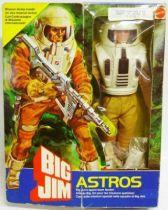 Big Jim Commando series - Mint in box Astros (ref.9296)