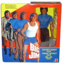 Big Jim Commando series - Mint in box Big Jim 004 (ref.5101)