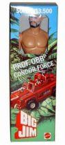 Big Jim Commando series - Mint in box Prof. Obb Condor Force (ref.9799)