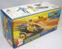 Big Jim Commando series - Mint in box Sonic Speeder (ref.2349)