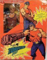 Big Jim P.A.C.K. series - Mint in box Torpedo Fist (ref.9289)