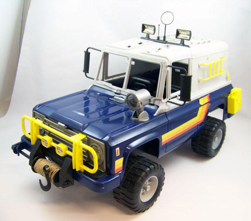 big jim s rie espionnage jeep voiture tout terrain 004 occasion en boite. Black Bedroom Furniture Sets. Home Design Ideas
