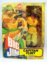 Big Jim Série Pirates - Captain Flint (ref.2263) Congost (occasion en boite)