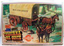 Big Jim S�rie Western - Chariot de l\'Ouest (ref.9483) Congost