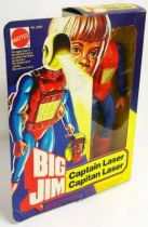 Big Jim Space series - Captain Laser (ref.3264)