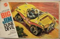 Big Jim Sport series - Loose with box Dune Devil (ref.4346)