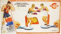 Big Jim Sport series - Mint in box Olympic Boxing Match (ref.7425) Congost