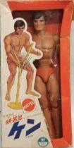Big Jim Sports series - Jim Mint in box (ref.7959)