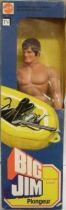 Big Jim Sports series - Mint in box Diver Big Jim