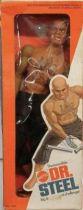 Big Jim Sports series - Mint in box Dr. Steel (ref.7367)