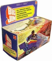Big Jim Spy series - Mint in box All terrain Vehicle (ref.4015)