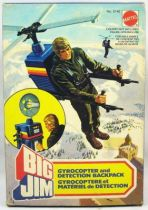 big_jim_serie_espionnage___gyrocoptere_et_materiel_de_detection_neuf_en_boite_ref.5140