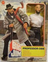 Big Jim Spy series - Mint in box Professor Obb (ref.5096)