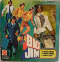Big Jim Spy series - Mint in box Secret Agent 004 Big Jim (ref.3248)