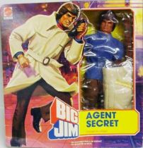 Big Jim Spy series - Mint in box Secret Agent Big Jim (ref.623)
