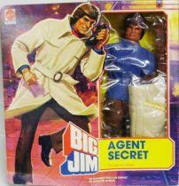 Big Jim Spy series - Mint in box Secret Agent Big Jim (ref.623)