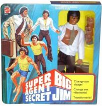 Big Jim Spy series - Mint in box Super Agent Secret Big Jim (ref.0623)