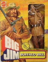 Big Jim Western series - Mint in box Buffalo Bill (ref.9498)