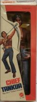 Big Jim Western series - Mint in box Chief Tankua (ref.7386)
