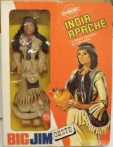 Big Jim Western Series - Mint in box Indian Apache (ref.2173) Congost