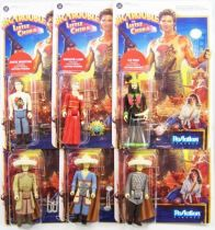 Les Aventures de Jack Burton - ReAction - Set de 6 action figures 08