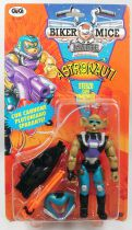 Biker Mice from Mars - Meteor-Bashin\' Throttle - Galoob GIG