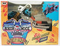 Biker Mice from Mars - Throttle\'s Neutron Racer - Galoob GIG