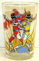 Bioman - Bioman - Amora drinking glass \\\'\\\'Pibbolo & Motsu\\\'\\\'