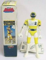Bioman - Bioman Yellow 4 June
