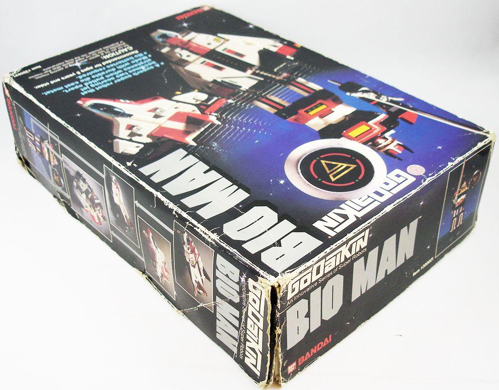 Bioman - DX Bio Robo (Godaikin box)