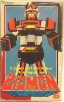 Bioman - ST Bio Robo (Bandai France box)