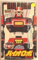 Bioman - ST Bio Robo (Bandai Japan box)