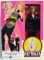 Bionic Woman - 12\'\' Doll - Fembot  - Mint in Box Kenner