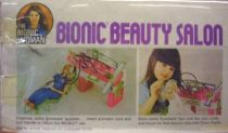 Bionic Woman - 12\\\'\\\' Doll Accessory - Bionic Beauty Salon - Mint in box