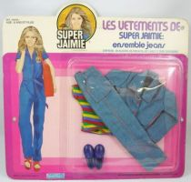 Bionic Woman - Vêtements Super Jaimie - Ensemble Jeans - Meccano